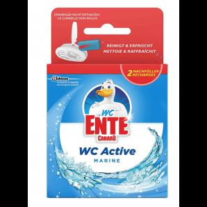 WC-Ente WC Active Marine Nachfüller (2 x 40g)