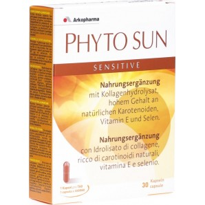 PHYTO SUN Sensitive Kapseln Duo Pack (2x30 Stk)