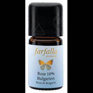 Farfalla Rose 10% Bulgarien Ätherisches Öl Bio (5ml)