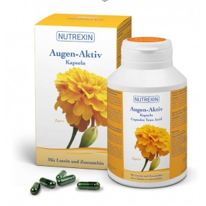 Nutrexin Active Eye Capsules (240 pcs)