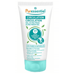 Puressentiel Circulation Ultra Fresh Gel (125ml)