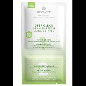 Dermasel Performance Deep Clean le Masque de soin en 2-Phases (9ml)
