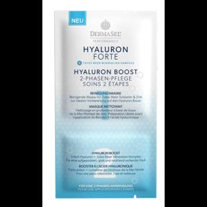 Dermasel Performance Hyaluron Boost 2-Phasen Pflegemaske (9ml)