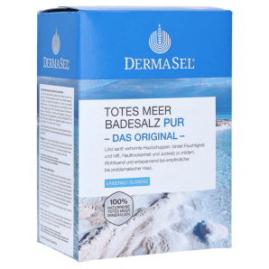 Dermasel Dead Sea Bath Salt PUR (1.5kg)