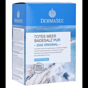 Dermasel Totes Meer Badesalz PUR (1.5kg)