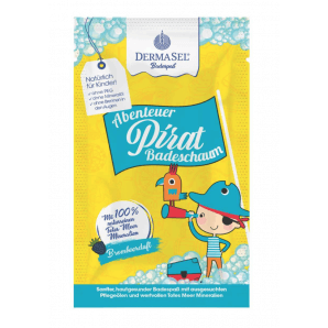 Dermasel Children's Foam Bath Pirate (35ml)