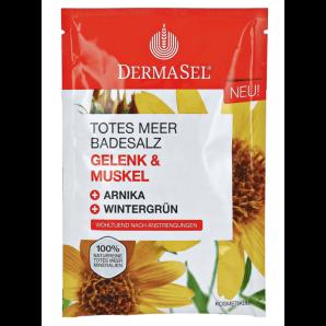 Dermasel Sels de Bain Dead Sea pour Articulations et Muscles (80g)
