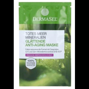 Dermasel Totes Meer Glättende Anti-Aging Maske (12ml)