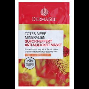 Dermasel Dead Sea le Masque Anti-Fatigue Effet Instantané (12ml)