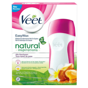 Veet EasyWax Sensitive Roll-On Set natural