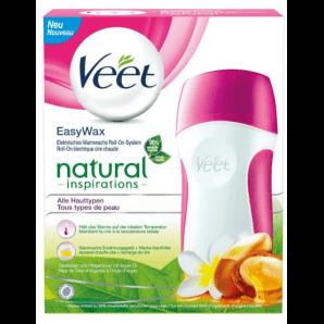 Veet EasyWax Sensitive Roll-On Set naturel