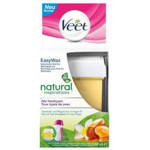 Veet EasyWax wax refill cartridge Sensitive natural inspiration