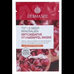 Dermasel Totes Meer Antioxidative Granatapfel Maske (12ml)