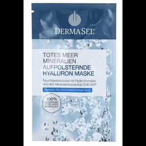 Dermasel Dead Sea Plumping Hyaluronic Acid Mask (12ml)