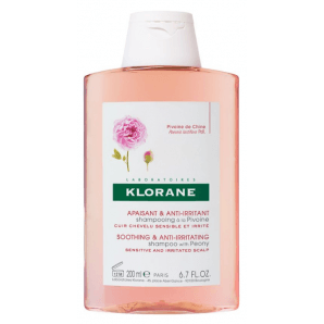 KLORANE Peonies Shampoo (200ml)
