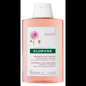 KLORANE Pfingstrosen Shampoo (200ml)