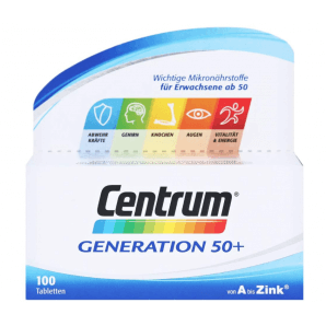Centrum Generation 50+ (100 Stk)