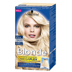 Schwarzkopf Blonde L1 ++ Extreme Brightener Plus