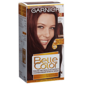 Garnier Belle Color Color-Gel 51 dark mahogany