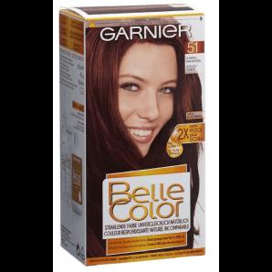 Garnier Belle Color Color-Gel 51 dunkel mahagoni