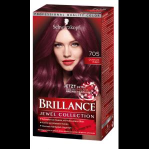 Schwarzkopf Brillance 705 Dark Ruby
