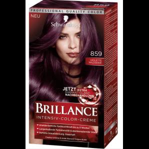 Schwarzkopf Brillance 859 violet soie sauvage