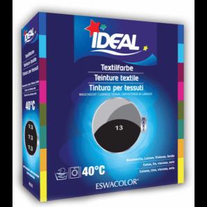 IDEAL Fabric Dye Black 10 Maxi (400g)