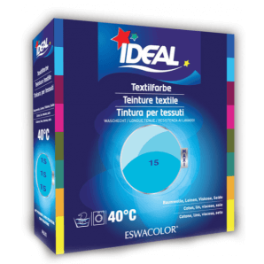 IDEAL Fabric Dye Turquoise 15 Maxi (400g)