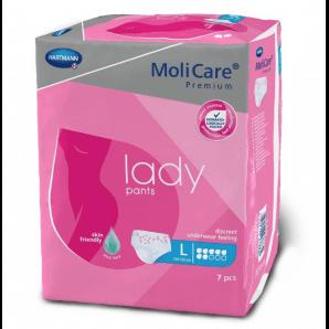 MoliCare Premium Lady Pants L 7 Tropfen (7 Stk)