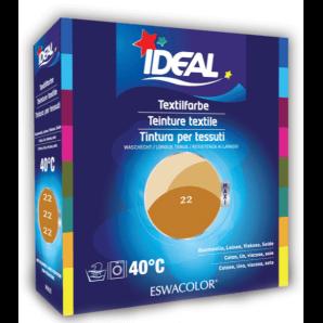 IDEAL Fabric Dye Gold 22 Maxi (400g)