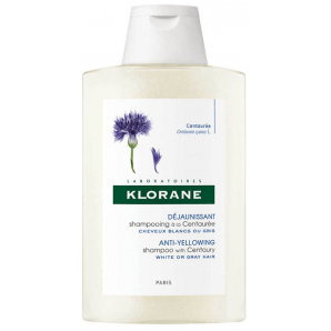 KLORANE Cornflower Shampoo (400ml)