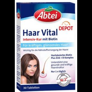 Abtei Haar Vital Tabletten (30Stk)
