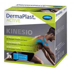 Dermaplast Active Kinesiotape blau (5cmx5m)