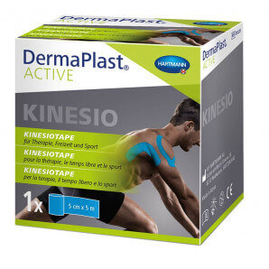 Dermaplast Active Kinesiotape blue (5cmx5m)