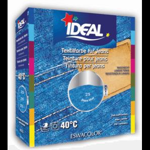IDEAL Textilfarbe Jeans Blau 25 Maxi (400g)