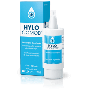 Hylo - Comod Augentropfen (10ml)