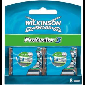 WILKINSON SWORD Protector 3 Lames (8 pièces)
