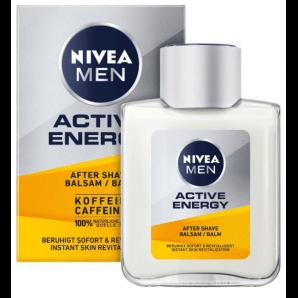 Nivea Men Active Energy Baume Après-Rasage (100 ml)