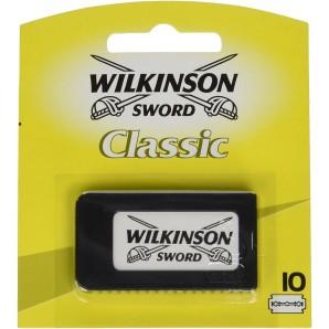 WILKINSON SWORD Classique Des Lames De Rasoir (10 pièces)