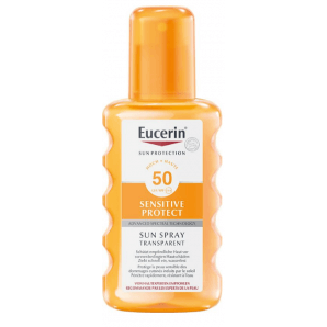 Eucerin Sensitive Protect Spray Solaire Transparent SPF 50 (200 ml)