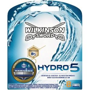 WILKINSON SWORD Hydro 5 Des Lames De Rasoir (8 pièces)