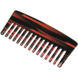 HERBA Afro pocket comb (1 pc)