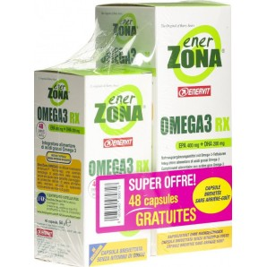 Enerzona Omega-3 Multipack Promotion (120 + 48 pieces)