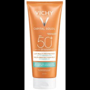 VICHY Capital Soleil Multi-Protection Sun Milk SPF 50+ (200ml)