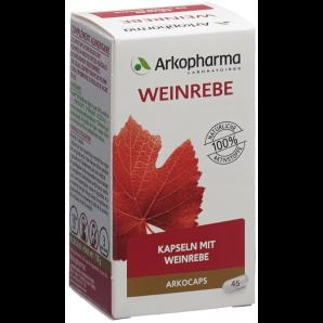 ARKOCAPS Weinrebe Kapseln (45 Stk)