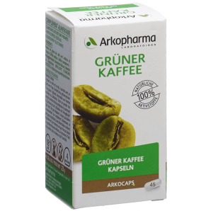 ARKOCAPS Grüner Kaffee Kapseln (45 Stk)