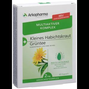 ARKOCAPS Komplex Kleines Habichtskraut + Grüntee Kapseln (40 Stk)