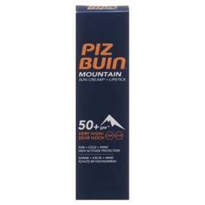 PIZ BUIN Mountain Cream &...