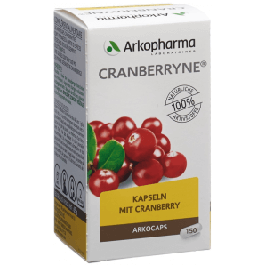 ARKOCAPS Cranberry Capsules (150 pieces)