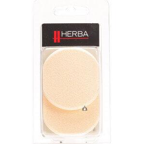 Herba - Make-Up Schwämmchen Beige (2 Stk)